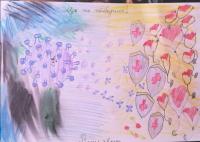 снимка 3 Деца от Пловдив благодариха на медиците с рисунки