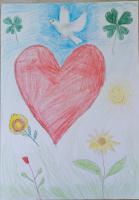снимка 2 Деца от Пловдив благодариха на медиците с рисунки