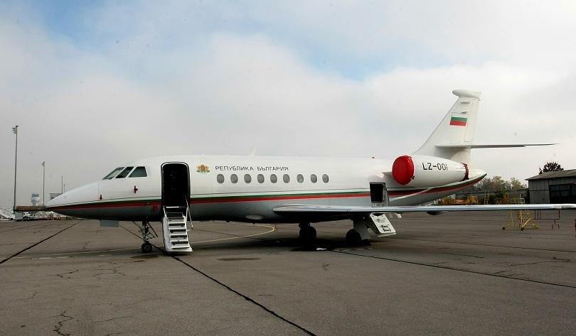 """Правителството се отказа да купува самолет за """"Авиоотряд"""" 28"""