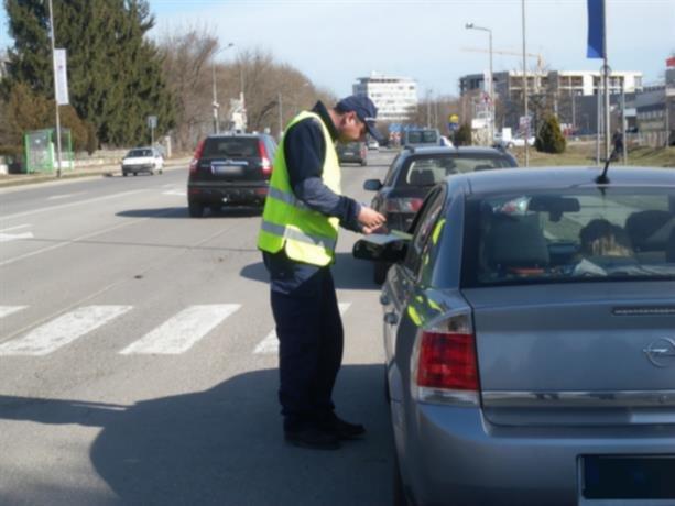 Полицейска операция за противодействие на битовата престъпност в Разград