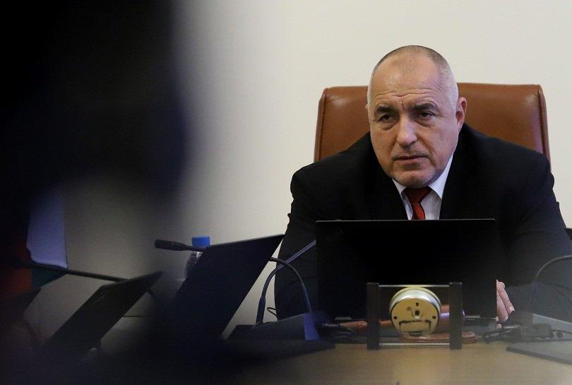 Премиерът Борисов разговаря с Ердоган за ситуацията с мигрантите