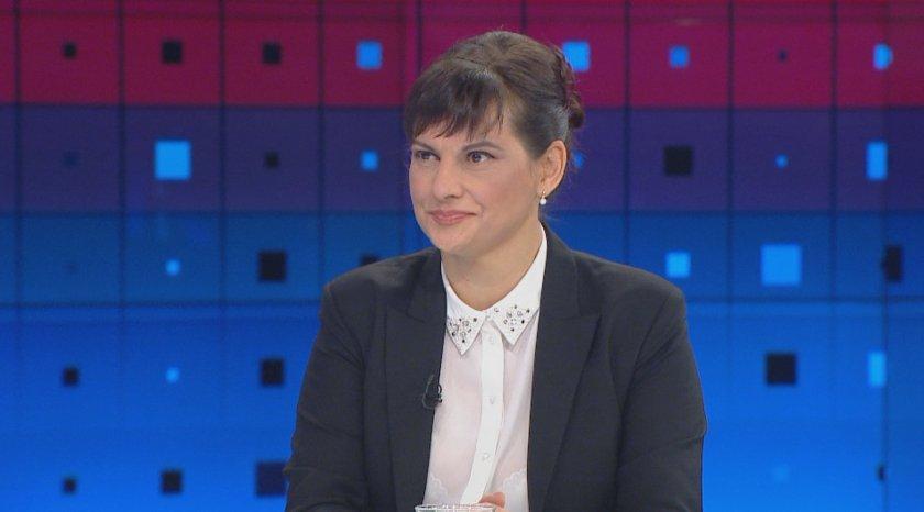 Даниела Дариткова за коронавируса: На ниво държава се взимат всички мерки