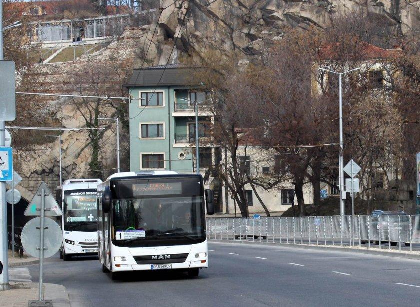 извънредното разписание автобусите градския транспорт пловдив остава сила април