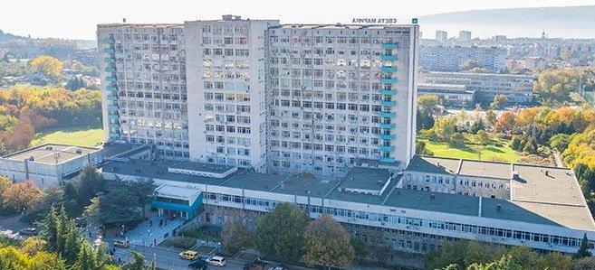 """УМБАЛ """"Св. Марина""""-Варна е единствената болница в Североизточна България, която изследва пациенти за коронавирус"""
