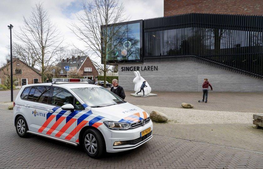 Откраднаха картина на Ван Гог от музей край Амстердам