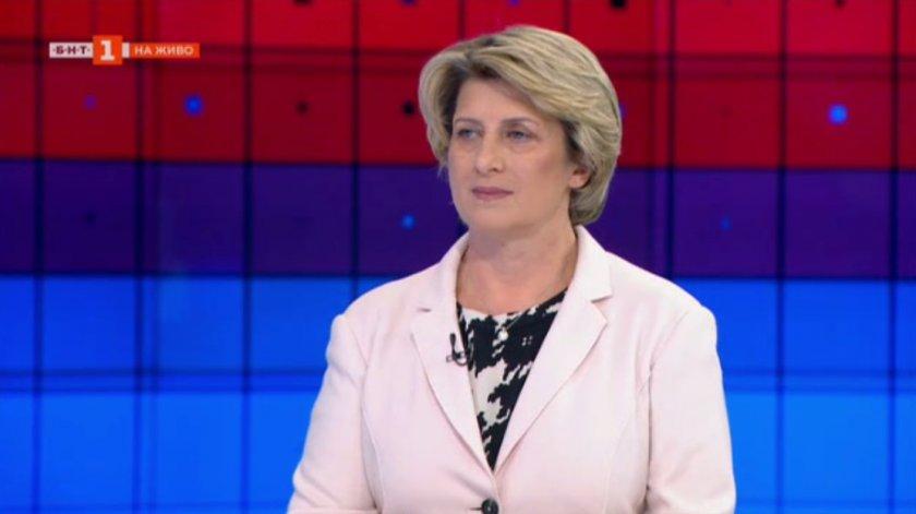 Весела Лечева: Не сме против тегленето на нов дълг, но липсват ясни разчети