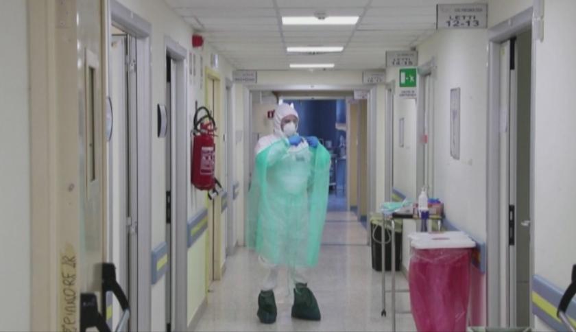 Над 7300 жертви на COVID-19 в Испания, Русия въведе по-строги мерки