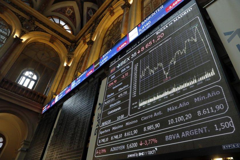 щетите глобалната икономика възлязат трилиона долара