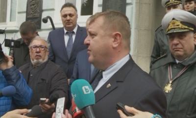 Каракачанов: Има напрежение по повод коалиционните взаимоотношения