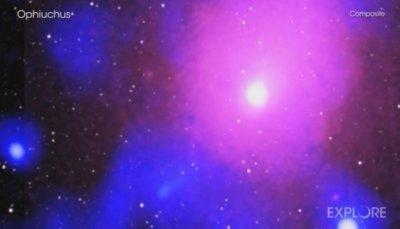 Учени откриха най-голямото изригване във Вселената след Големия взрив