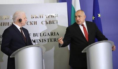 Премиерът Борисов обсъди двустранните отношения с премиера на Черна гора