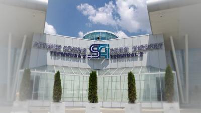 Заради коронавируса: Летище София ще има нов салон само за пристигащи от Италия