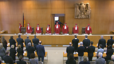 Германският контситуционен съд отмени забраната за пасивна евтаназия