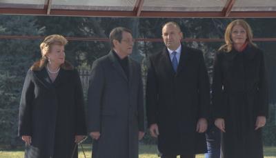 Президентът на Кипър гостува у нас