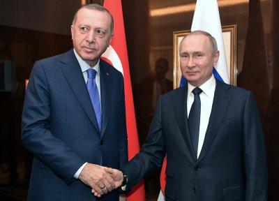Путин и Ердоган ще обсъдят кризата с бежанците на 5 или 6 март в Москва
