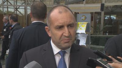 Радев: Случаят с проверките за къща на премиера в Барселона засяга не само него, но и България