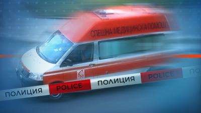 Мъж загина след тежка катастрофа между такси и ТИР на път Е-79
