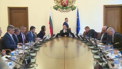 Извънредно заседание на Съвета по сигурност заради коронавируса (ОБОБЩЕНИЕ)