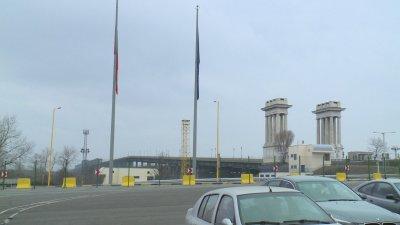 """На Граничния пункт """"Дунав мост"""" не мерят температурата на пътниците"""