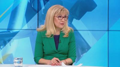 Петя Аврамова: Толсистемата у нас ще е с най-ниските тарифи в Европа