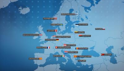 Увеличават се страните в Европа с потвърдени случаи на коронавирус