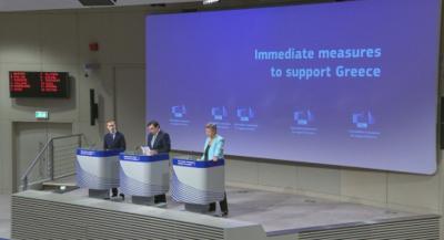 Вътрешните министри от ЕС с извънредна среща в Брюксел заради мигрантската криза