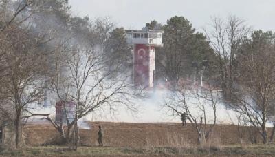 Пореден ден на напрежение по границата между Турция и Гърция