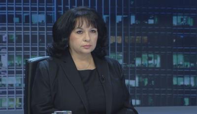 Теменужка Петкова за цената на природния газ: За първи път се случва някой да ни връща пари
