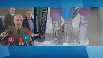 Оперативният щаб: 8 съмнителни проби за коронавирус са подложени на повторен анализ