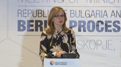 България призова ЕС да започне преговори със Северна Македония и Албания през март