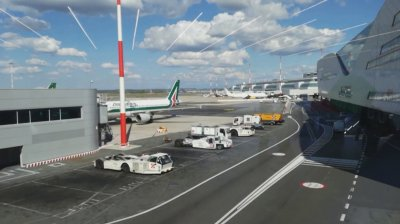 Отмяна на полети между България и Италия