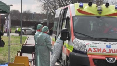 Европа вече е епицентър на заразата с коронавирус
