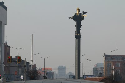 Въздухът в София е по-чист след извънредното положение