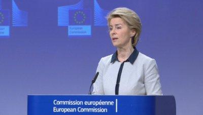 Фон дер Лайен: Да се освободи трафикът по границите на ЕС