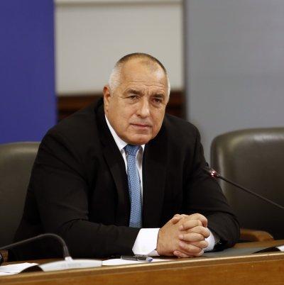 Борисов обсъди с Курц доставката на защитни облекла от България за Австрия