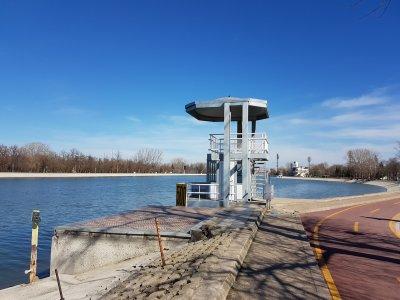 Увеличават охраната на гребната база в Пловдив