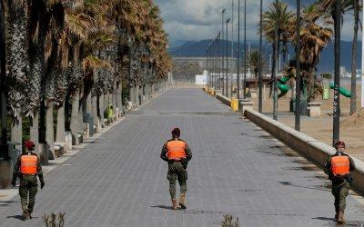 900 000 души останаха без работа в Испания заради коронавируса