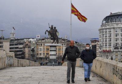 Още двама починали от коронавирус в Северна Македония