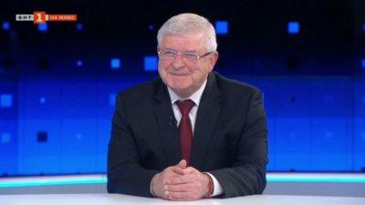 Кирил Ананиев пред БНТ: Маските са ефективна мярка, ще търсим консенсус