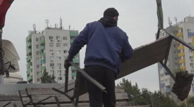 Премахват пейките от парковете в Бургас