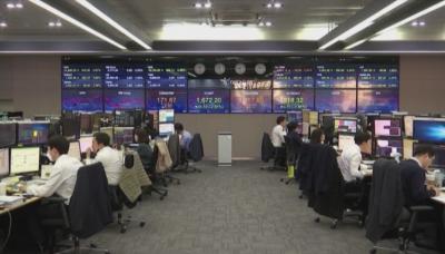Спад на основните борсови индекси в Азия