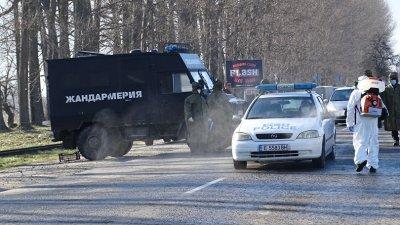 Пропускателните пунктове за Банско ще останат и след отмяната на карантината