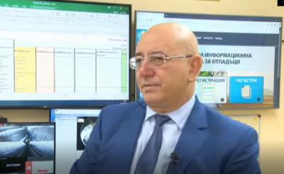 Емил Димитров: Няма криза с отпадъците в София