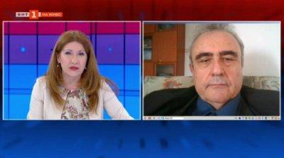 Огнян Минчев: Извънредните мерки засега не са насочени към правата и свободите на хората