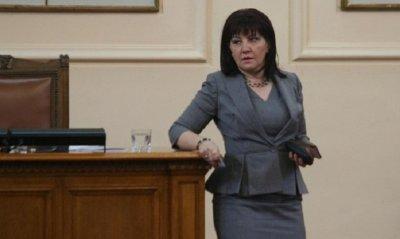 Председателят на НС Цвета Караянчева свиква извънредно заседание на парламента на 3 април