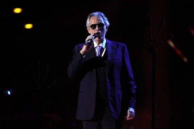 Андреа Бочели с концерт за Великден в Миланската скала