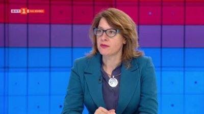 Весела Чернева: Първите финансови инжекции ще бъдат за страните от еврозоната