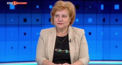 Менда Стоянова: Държавата ще поеме 60% от заплатите и...