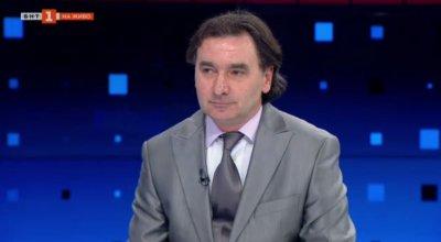 Мартин Захариев: Доверието в БНТ е над 60%