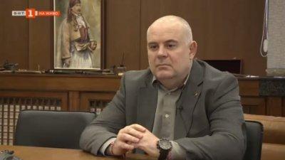Главният прокурор пред БНТ за данните, че адвокати са манипулирали системата за разпределение на дела